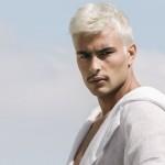 Studio Tez - Platinum Man Hair